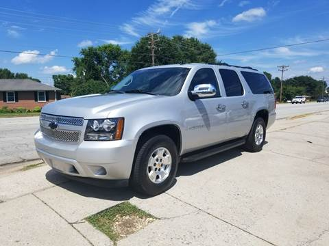 2011 Chevrolet Suburban for sale at E Motors LLC in Anderson SC
