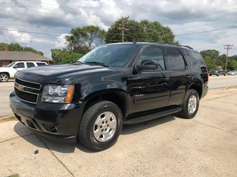 Chevrolet Tahoe For Sale In Anderson Sc E Motors Llc