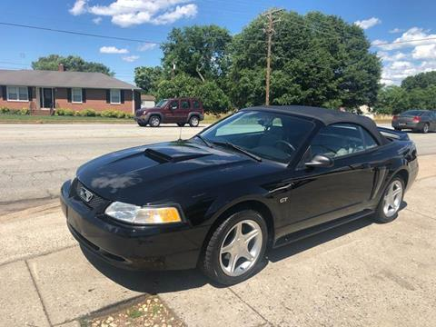 2000 Ford Mustang for sale at E Motors LLC in Anderson SC