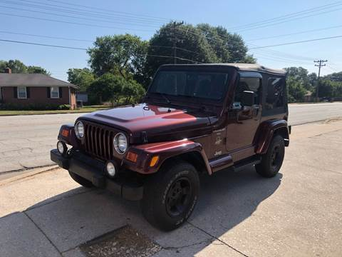 2001 Jeep Wrangler for sale in Anderson, SC