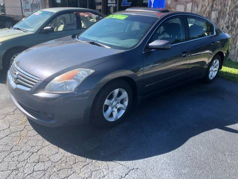 2008 Nissan Altima for sale at E Motors LLC in Anderson SC