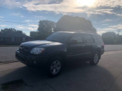 2006 Toyota 4Runner for sale at E Motors LLC in Anderson SC