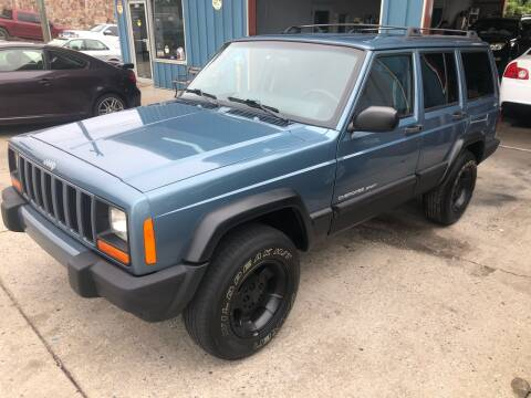 1999 Jeep Cherokee for sale at E Motors LLC in Anderson SC