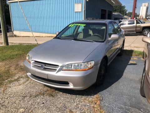 1999 Honda Accord for sale at E Motors LLC in Anderson SC