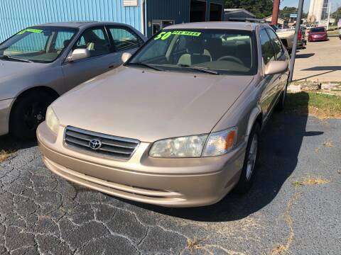 2000 Toyota Camry for sale at E Motors LLC in Anderson SC