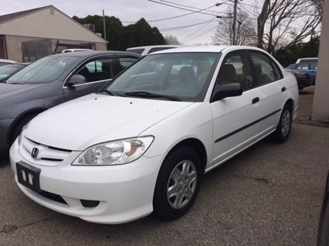 2005 Honda Civic for sale in Portsmouth, RI