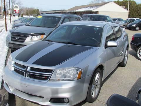 2012 Dodge Avenger for sale in Portsmouth, RI
