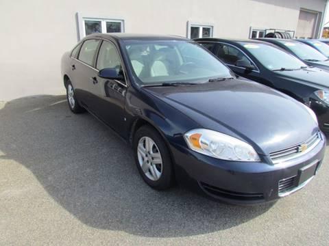 2008 Chevrolet Impala for sale in Portsmouth, RI