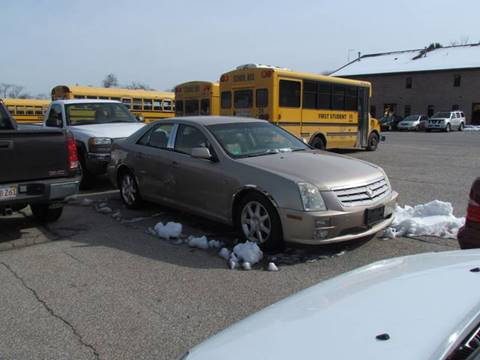 2005 Cadillac STS for sale in Portsmouth, RI