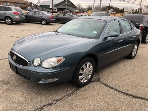 2006 Buick LaCrosse for sale in Portsmouth, RI