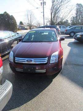 2007 Ford Fusion for sale in Portsmouth, RI
