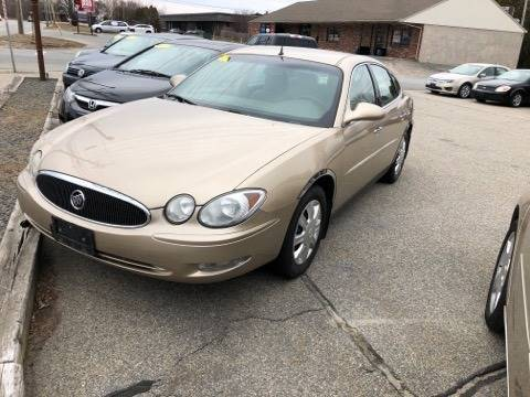 2005 Buick LaCrosse for sale in Portsmouth, RI