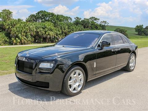 2011 Rolls-Royce Ghost for sale in Riviera Beach, FL