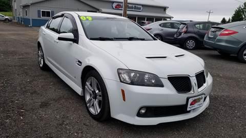 2009 Pontiac G8 for sale in Wellsboro, PA