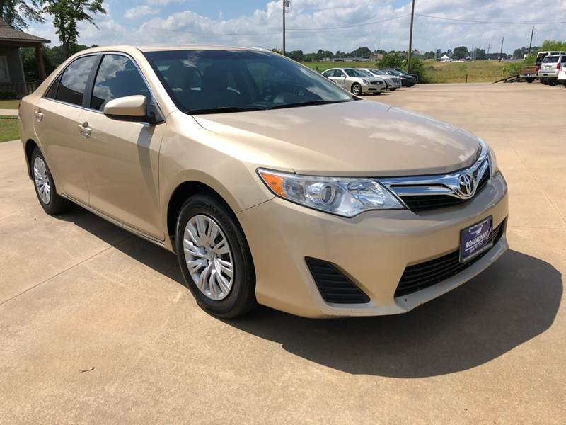 2012 Toyota Camry For Sale At RoadRunner Autos In Longview TX