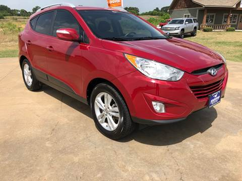 2013 Hyundai Tucson For Sale At RoadRunner Autos In Longview TX