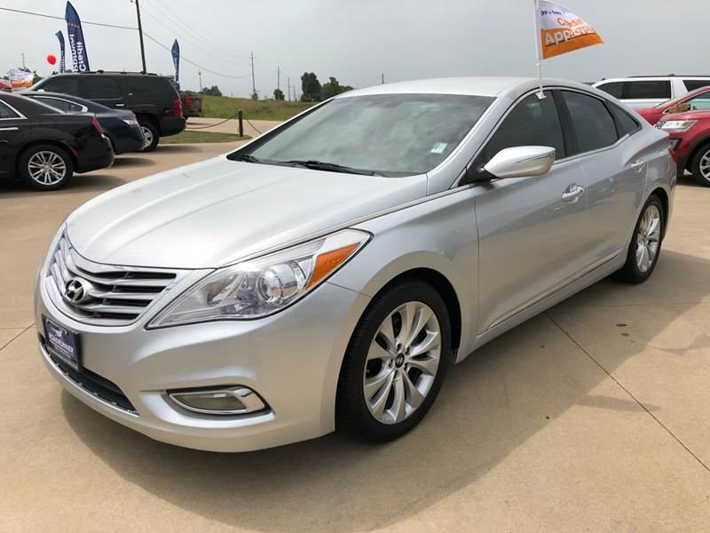 2013 Hyundai Azera For Sale At RoadRunner Autos In Longview TX