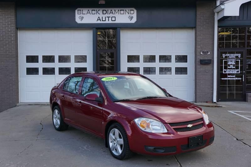 2007 Chevrolet Cobalt For Sale At Black Diamond Auto In Pella IA