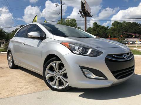 2014 Hyundai Elantra GT for sale in Houston, TX