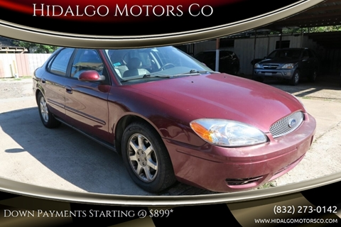 2006 Ford Taurus for sale in Houston, TX