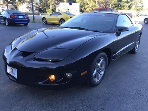 2000 Pontiac Firebird For Sale Carsforsale Com