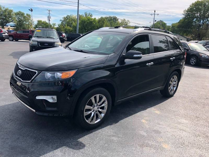 2013 Kia Sorento For Sale At ALu0027S AUTO MART In Portland TN