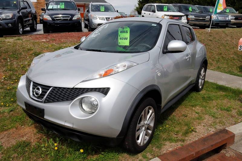 2013 Nissan JUKE For Sale At Motor Mile Motors In Johnson City TN