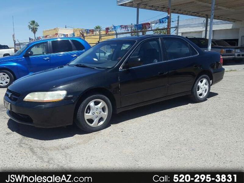 Attractive 1999 Honda Accord For Sale At J U0026 S Wholesale In Tucson AZ