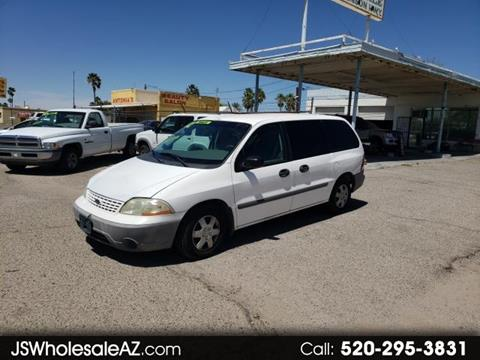 2002 Ford Windstar for sale in Tucson, AZ