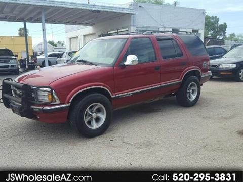 1996 Chevrolet Blazer For Sale In Tucson Az