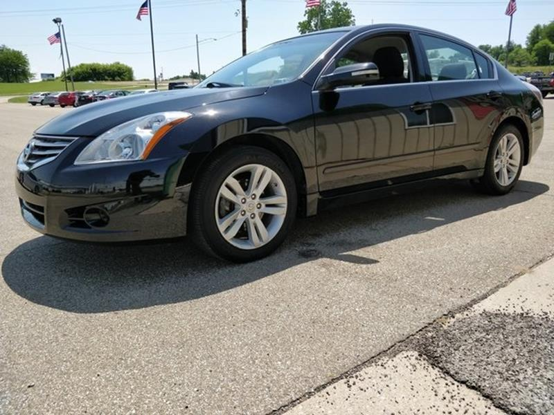 2012 Nissan Altima For Sale At Isselhardt House Of Trucks In Jonesville MI