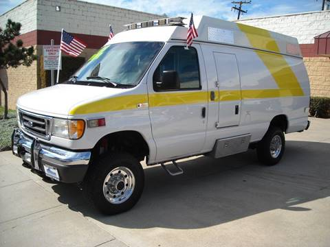Conversion Van For Sale in Ventura, CA - Pacific Truck & 4X4