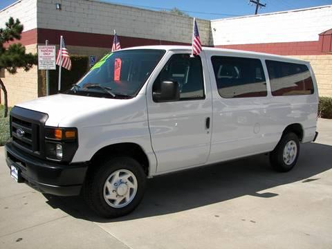 2009 Ford E-Series Wagon for sale in Ventura, CA
