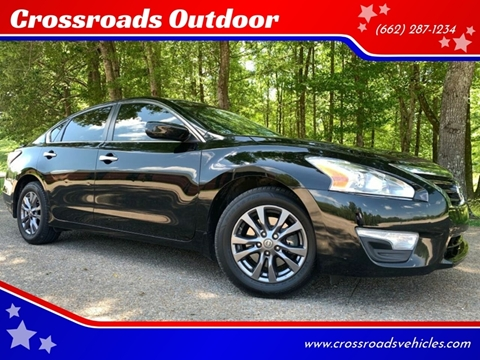 2015 Nissan Altima for sale in Corinth, MS