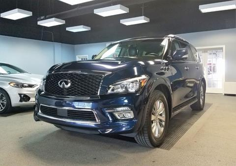 2015 Infiniti QX80 for sale in Marietta, GA