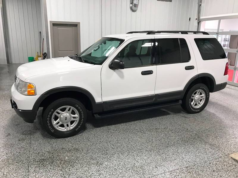 Ford Explorer XLT In Urbandale IA Efkamp Auto Sales LLC - 2003 explorer
