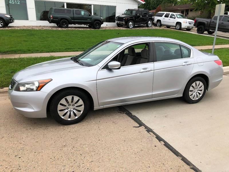 2010 Honda Accord For Sale At Efkamp Auto Sales LLC In Des Moines IA