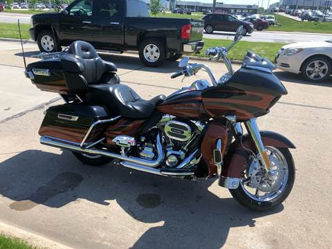 2015 Harley-Davidson ROAD GLIDE CVO ULTRA for sale in Des Moines, IA