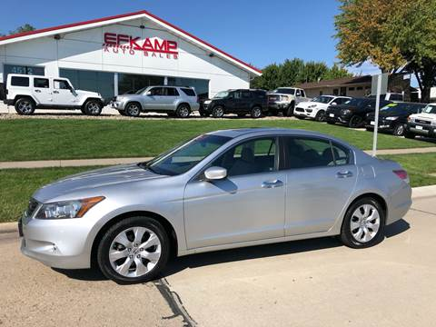 2010 Honda Accord for sale in Des Moines, IA