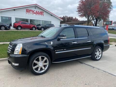 2007 Cadillac Escalade ESV for sale at Efkamp Auto Sales LLC in Des Moines IA