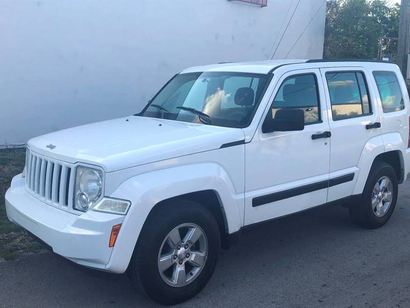 2012 Jeep Liberty For Sale At Westpark Motors In West Park FL