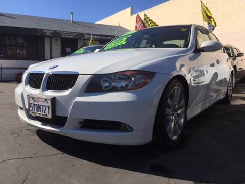 2007 BMW 3 Series for sale at Auto Express in Chula Vista CA