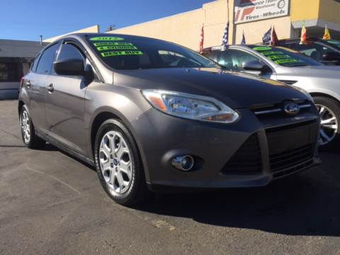 2012 Ford Focus for sale at Auto Express in Chula Vista CA