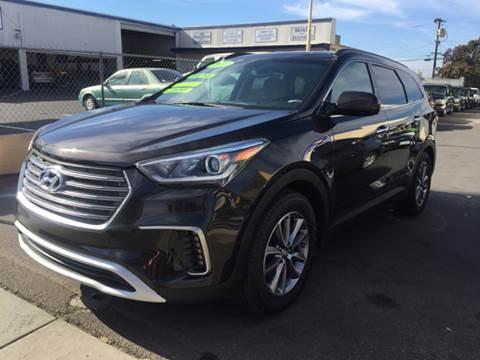 2017 Hyundai Santa Fe for sale at Auto Express in Chula Vista CA