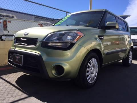 2013 Kia Soul for sale at Auto Express in Chula Vista CA