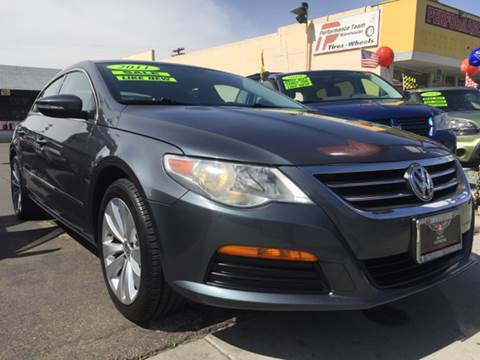 2011 Volkswagen CC for sale at Auto Express in Chula Vista CA