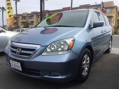 2007 Honda Odyssey for sale at Auto Express in Chula Vista CA