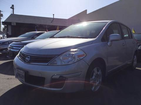 2011 Nissan Versa for sale at Auto Express in Chula Vista CA