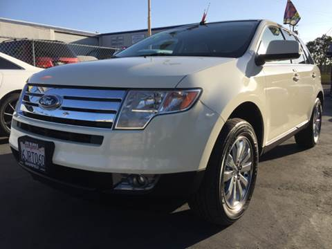 2007 Ford Edge for sale at Auto Express in Chula Vista CA