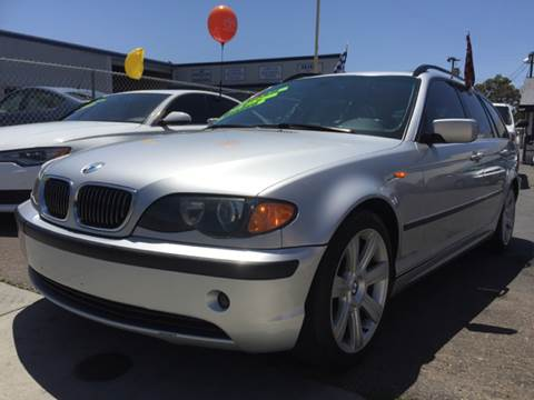 2003 BMW 3 Series for sale at Auto Express in Chula Vista CA